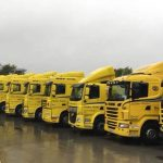 Sligo haulage Lorries