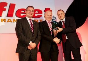 Stephen Mullen & Family Sligo Haulage Awards