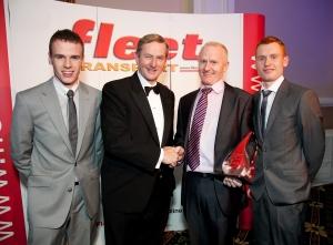 Stephen Mullen Haulage Awards