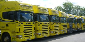 Sligo Haulage Fleet