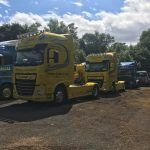 Sligo haulage truck Run