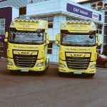 Sligo haulage New Fleet