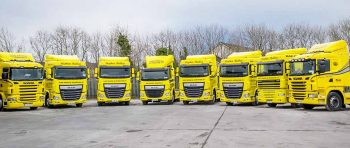 Sligo Haulage trucks