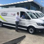 Stephen Mullen Van Distribution